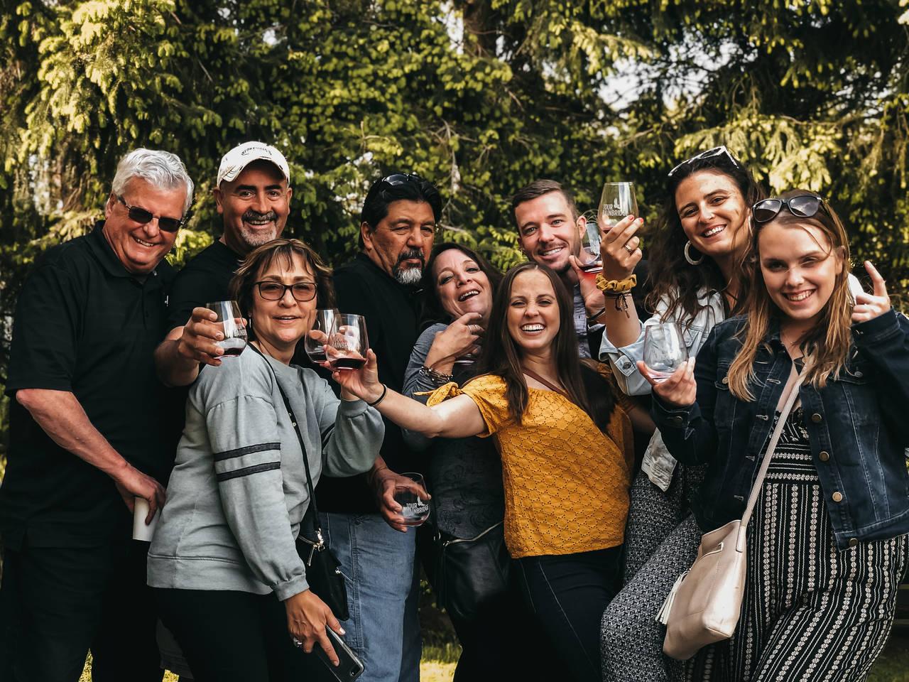 Tour Bainbridge Winery Tour - Best Wine Tasting in