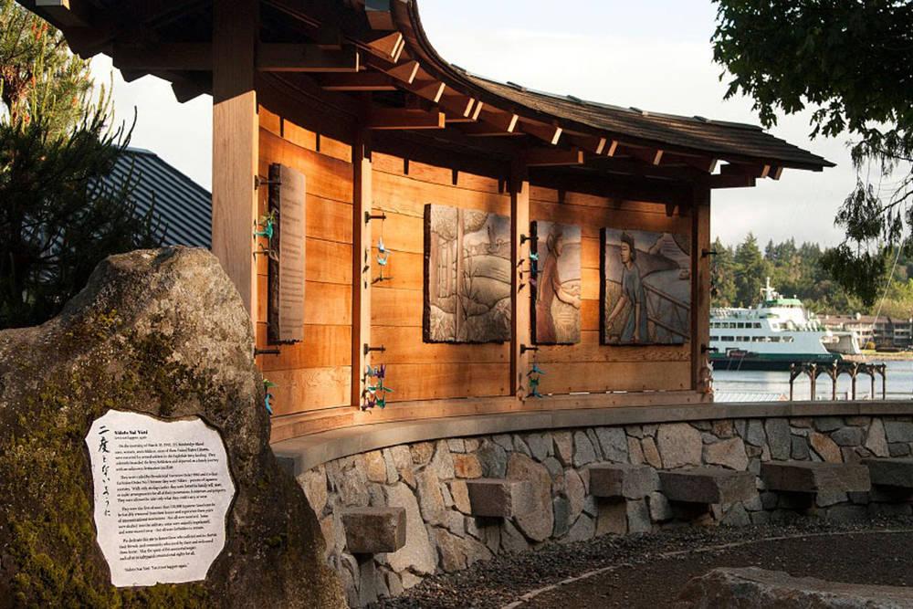 Bainbridge Island Japanese American Exclusion Memo